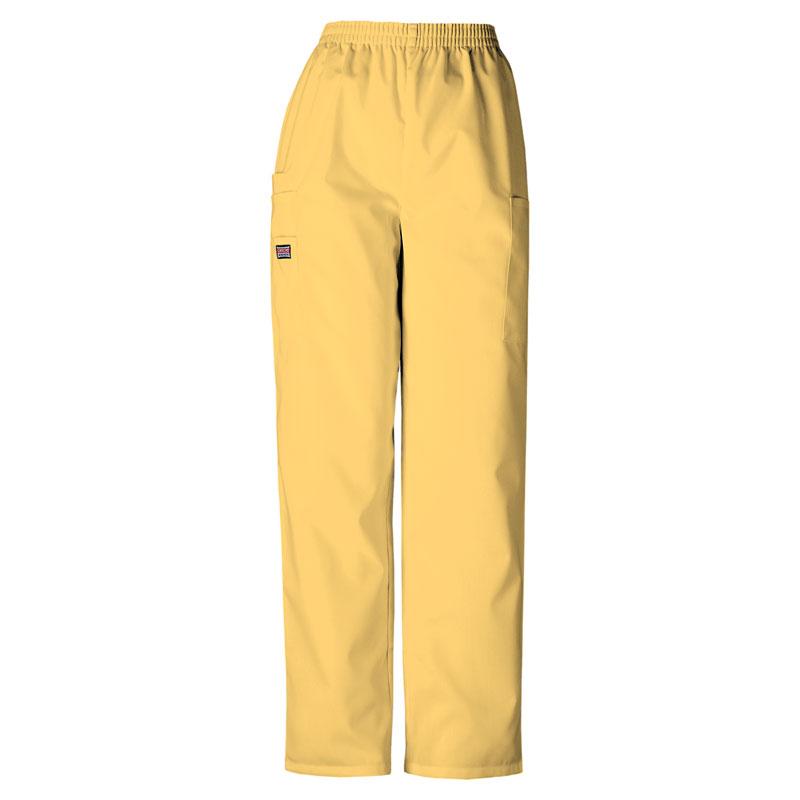 0f98b057549 Cherokee Workwear Ladies Elastic Waist Utility Cargo Pant - Petite 27.5