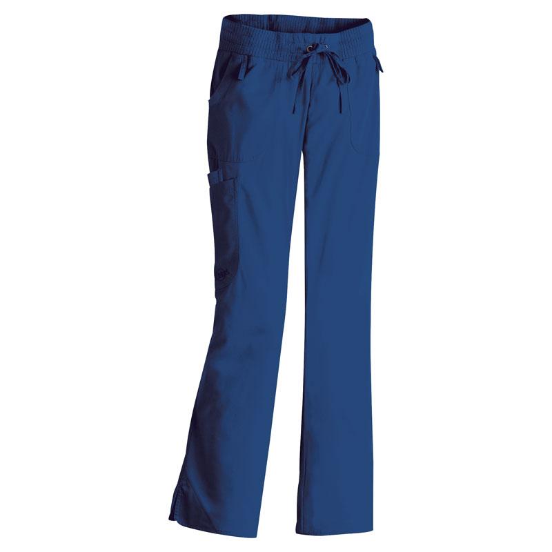 S.C.R.U.B.S. Ladies Knit Waist Flare Leg Pant - Average 31
