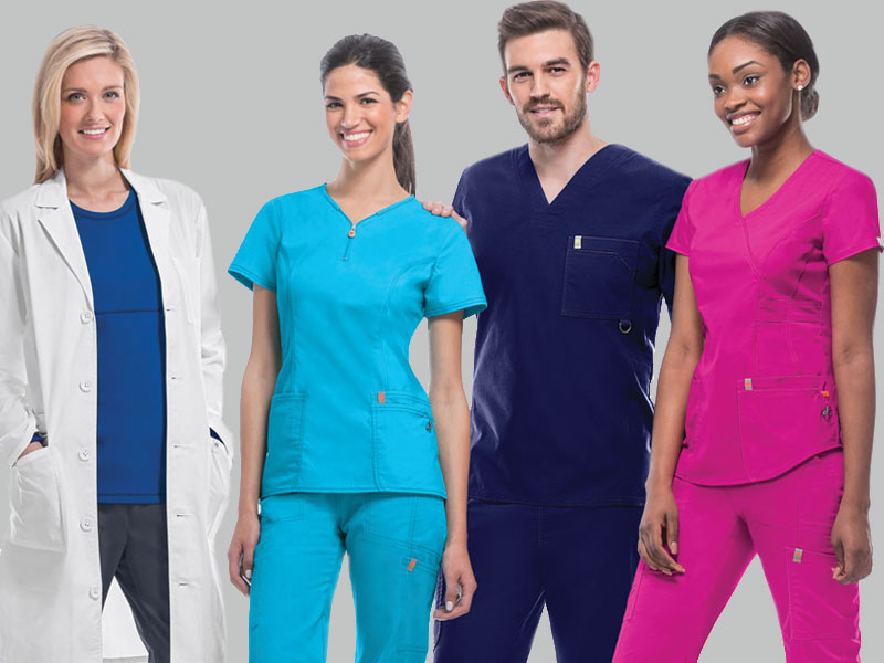ANTIMICROBIAL SCRUBS